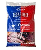 Traeger Grills PEL328 Texas Beef Blend 100% All-Natural Hardwood Pellets Smoke, Bake, Roast, Braise, and Bbq (20 Lb. Bag)