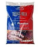 Traeger PEL328 Texas Beef Blend 100% All-Natural Hardwood Pellets Grill, Smoke, Bake, Roast, Braise, and BBQ (20 lb. Bag)