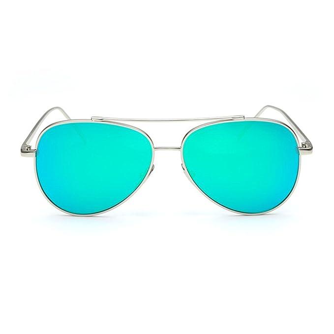 Kennifer Gafas de sol Polarizadas Aviador Clásico de los Deportes al Aire Libre de los Hombres