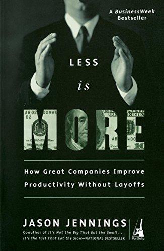 Amazon.com: Less Is More eBook: Jason Jennings: Kindle Store