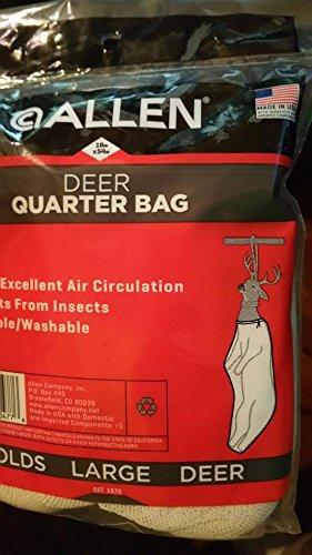 - Allen Large Deer Quarter Bag