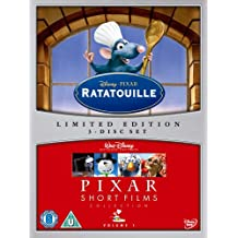 Ratatouille/Pixar Shorts