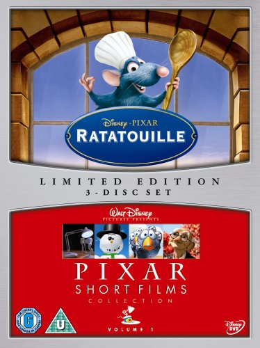 Ratatouille/Pixar Shorts [Import - Movie Dvd Ratatouille