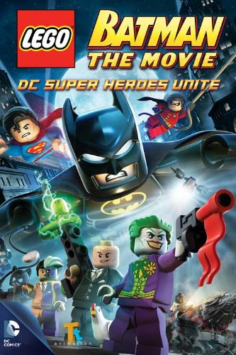 Amazon.com: LEGO Batman: The Movie - DC Superheroes Unite ...
