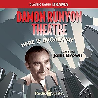 damon runyon theatre here is broadway