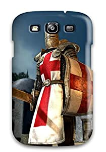 Anti-scratch And Shatterproof Assassins Creed Video Game Other Phone Case For Galaxy S3/ High Quality Tpu Case