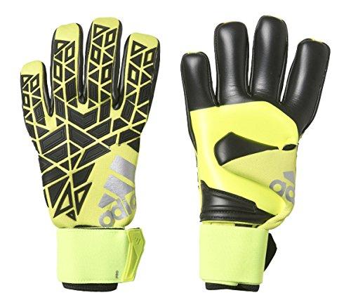 Adidas Ace Trans Proゴールキーパーグローブ B01F1U99Y6 12|Solar Yellow-Black Solar Yellow-Black 12