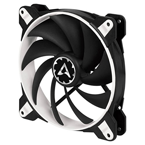 No Port Pressure (ARCTIC BioniX F140-140 mm Gaming Case Fan with PWM PST Cooling Fan with PST-Port (PWM Sharing Technology) Regulates RPM in sync - White)