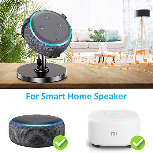 Pobon Table Holder for Dot 3rd Generation & Xiaomi AI Speaker, 360