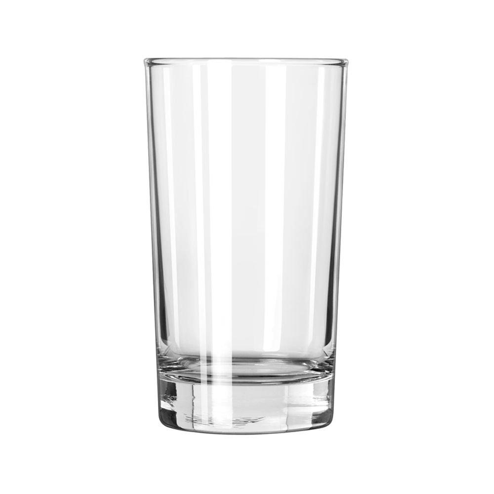 Libbey 123 Heavy Base 7 Ounce Highball Glass - 48 / CS