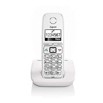 Teléfono inalámbrico Teclas Grandes, Gigaset, Pantalla 1,8
