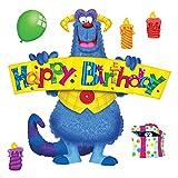 Trend Enterprises Inc Furry Friends Birthday Fun Bulletin Board Set