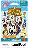 Animal Crossing Amiibo Crds 6pk S3