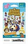 Nintendo Animal Crossing amiibo cards Series 3