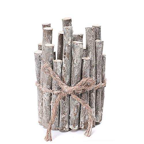 AYANG Natural Wood Candle Holders Handmade Wooden Tealight Candleholders for Home Decoration Wedding Parties Events