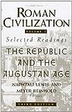 Roman Civilization 3rd Edition