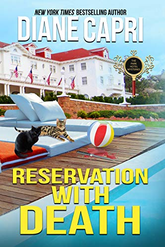 """""""You don't want to miss this one!""""A new cozy mystery series from New York Times and USA Today best-selling Author Diane Capri.Follow former lawyer turned concierge and amateur sleuth Andi Steele and her lovable cats (and dogs) as they catch murderers..."""