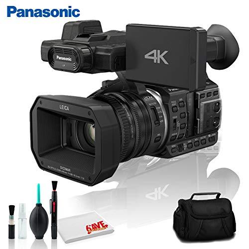 Panasonic AG-UX180 4K Premium Professional Camcorder - Standard Kit