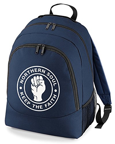Northern Navy Rucksack The Soul keep silly Unisex Bag humour Faith Backpack vUvAqw