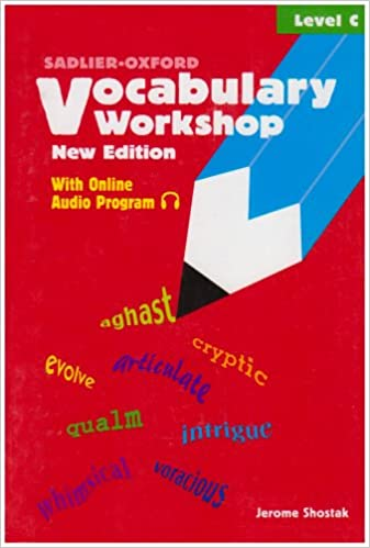 Amazon.com: Sadlier-Oxford Vocabulary Workshop, Level C ...