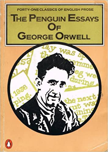amazon com penguin essays of george orwell  amazon com penguin essays of george orwell 9780140090338 george orwell books