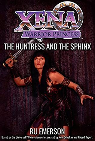 book cover of The Huntress and the Sphinx
