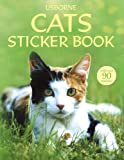 Cats (Usborne Sticker Books)