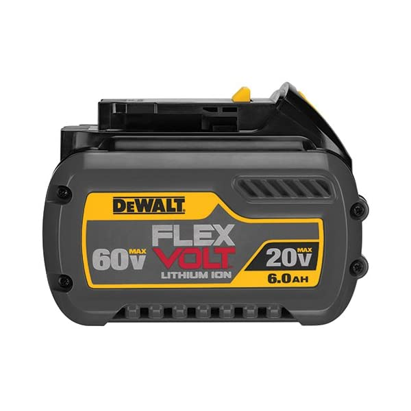 DEWALT DCB606-2 20/60V MAX FLEXVOLT 6.0 Ah Battery