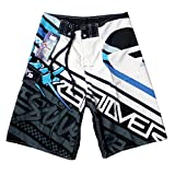 Surker Swimsuit Beach Men Shorts Swimwear Swim Boardshorts