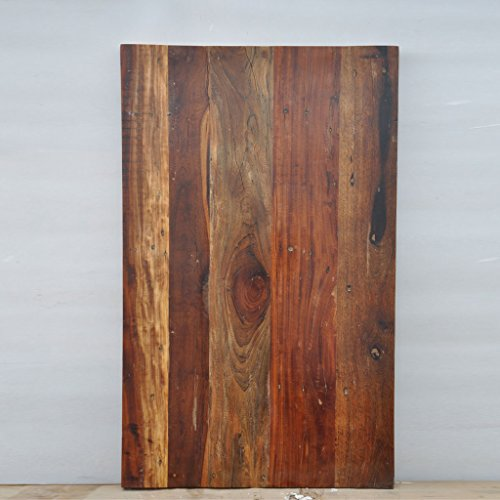 Antique Rustic Reclaimed Wood Table Top 30
