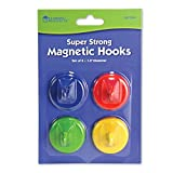 Learning Resources Super Strong Magnetic Hooks, Set