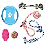 Best Rope Toy For Dog Puppies - Dog Toys - Puppy Chew Tug Rope Review