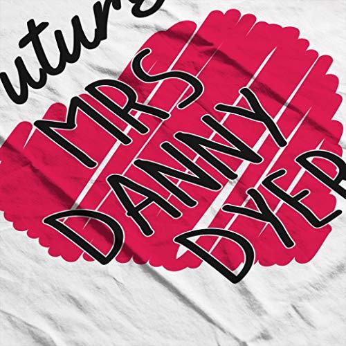 Dyer Danny Future Women's Coto7 Mrs White Sweatshirt tqwf8pg