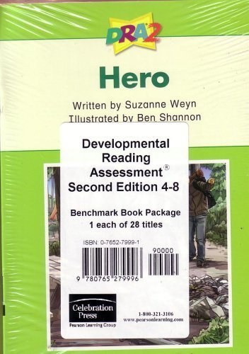 Developmental Reading Assessment Second Edition 4-8; Benchmark Book Package of 28 Different - Developmental Reading