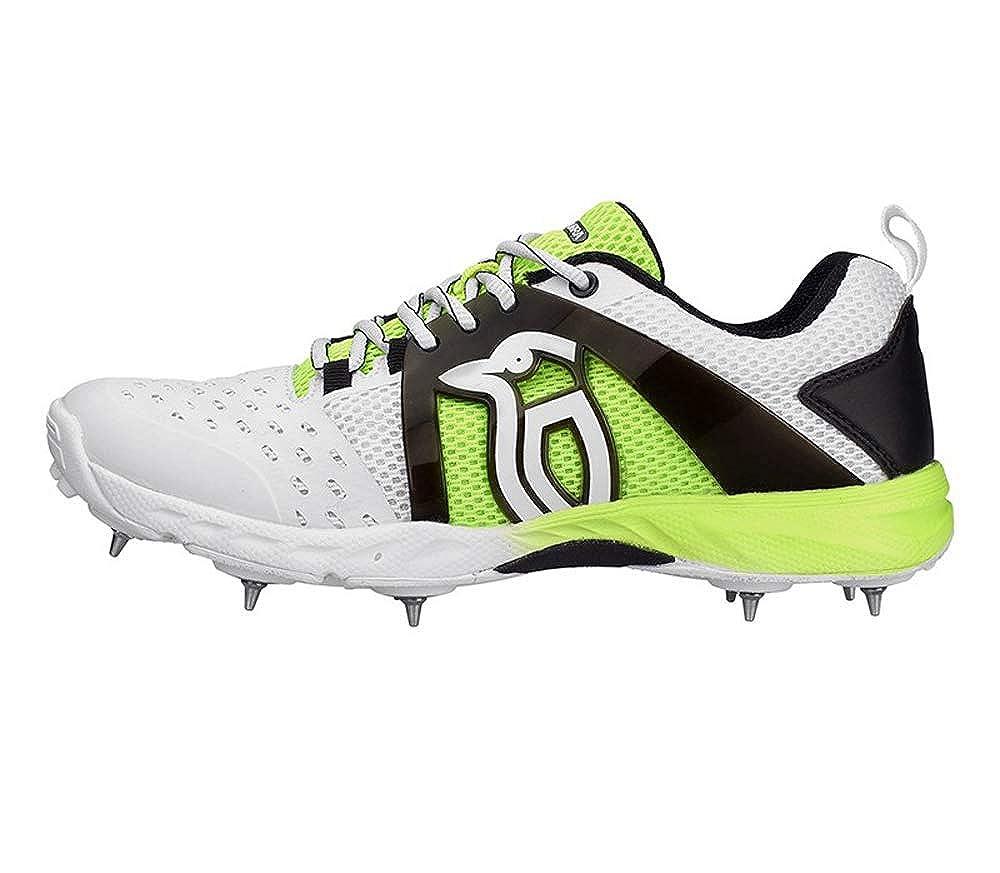 Kookaburra Cricket Shoes Spike, Fluo