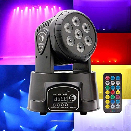 3 Color Led Moving Head Light in US - 9