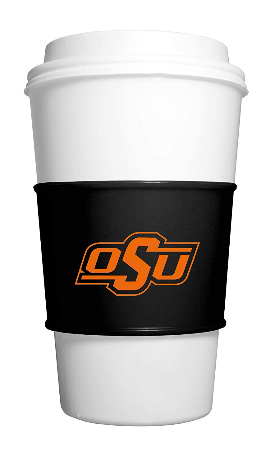 Team Cup Gripz Drink Sleeve Fanpans MasterPieces NCAA Oklahoma State Cowboys