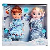 Disney Olafs Frozen Adventure Singing Traditions Elsa and Anna