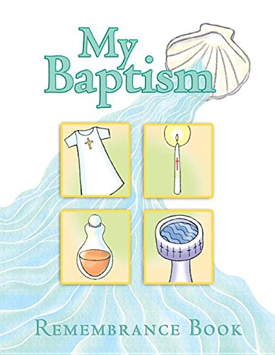 My Baptism Remembrance Book ()
