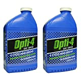 opti 4 oil - Opti-4 43121 SAE 10W30 34Oz 4-Cycle Engine Lubricant for Engines to 31hp, 2-Pack