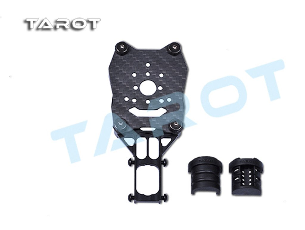 Tarot TL8X012 X8 Suspension Motor Shock Absorbed Mounts Black RC Drone Spare Parts Helicopter DIY Accessories