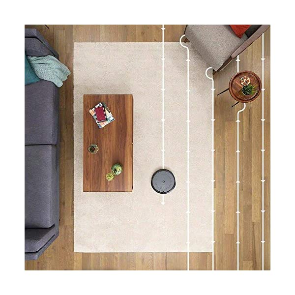 iRobot Roomba i3+ (3550) Robot Vacuum with Automatic Dirt Disposal Disposal - Empties Itself, Wi-Fi Connected Mapping… 6