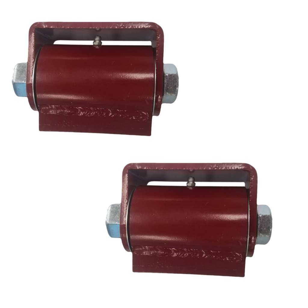 Guardian Gate Hinge Flat Mount Driveway Heavy Duty - Both Sides Prime Coated