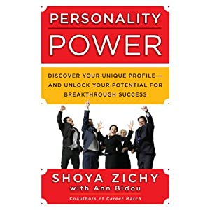Personality Power Audiobook