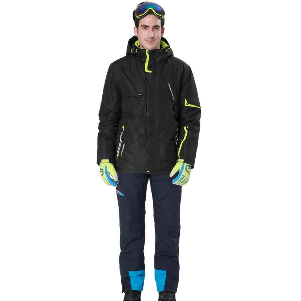QZHE QZHE QZHE Tuta da sci Tuta da Sci Tuta da Snowboard da Uomo Tuta da Uomo Impermeabile Giacca Calda  Pantaloni da Sci Giacca Sportiva da Esterno, LB07L96NH27XXL | Per Vincere Elogio Caldo Dai Clienti  | On-line  | Acquisti  | Materiale preferito  | Intellig c9fbd5