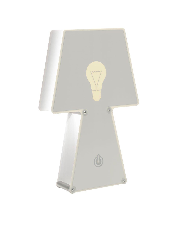 illuministi - Icona S/M, Lámpara de mesa: Amazon.es: Iluminación
