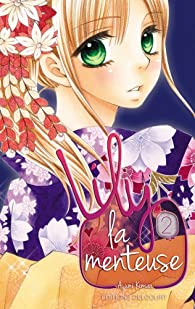 Book's Cover ofLily la menteuse tome 2