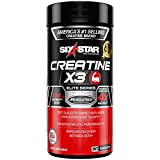 Six Star Elite Series Creatine X3 Micronized Creatine Pills