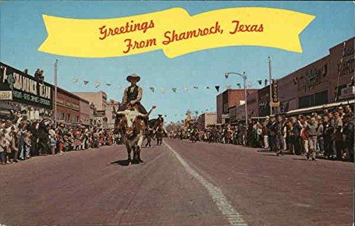 Image result for Shamrock Texas