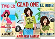 Glad One, Two Crazy, Three Dumb: 3 Books in One! (Val Fremden Mysteries)